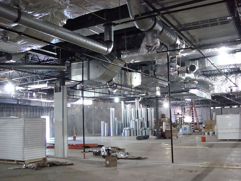 Ductwork Sheet Metal Specialists Llc